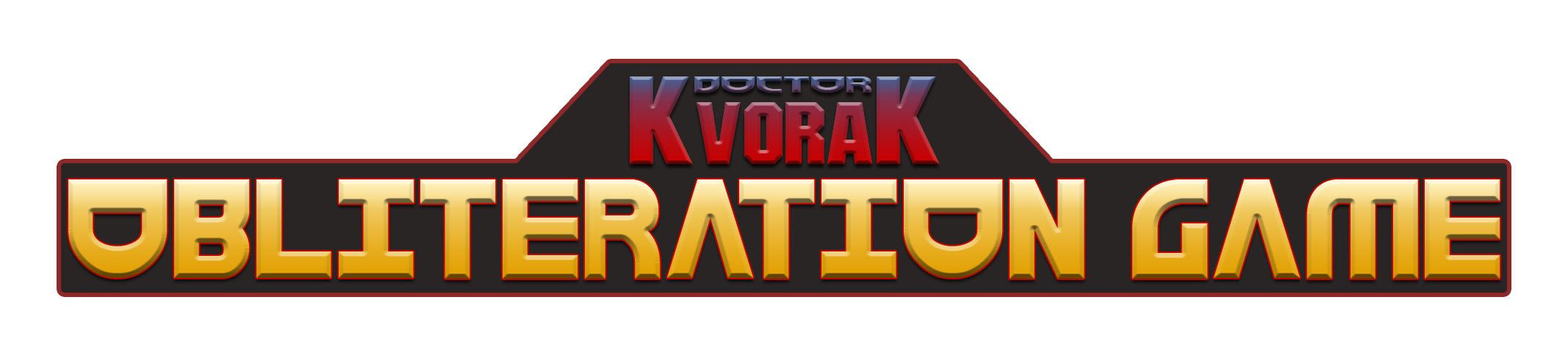 Doctor Kvoraks Obliteration Game